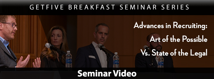 seminar video for homepage and events