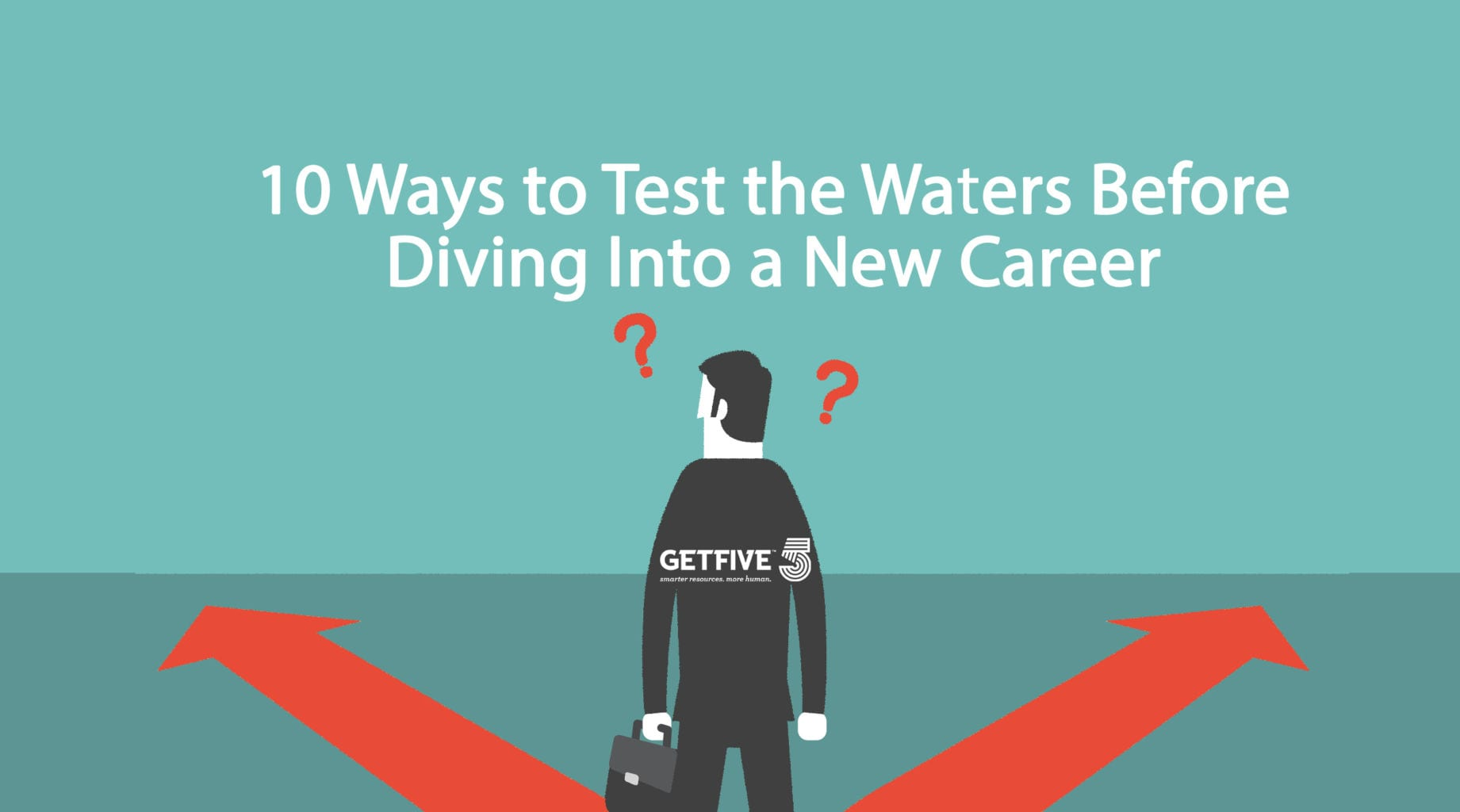 ways to test a new career