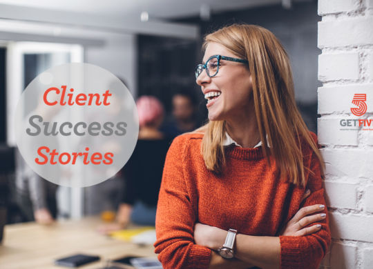 client success story blog redesign sizing