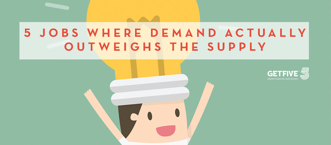 demand outweighs supply