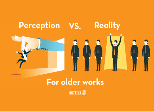 perception reality older workers