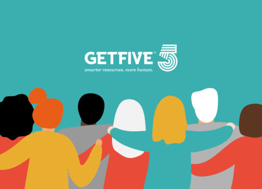 Friends forever. Friendly group of people stand and hugging together with their backs. Bright colored illustration for event celebration Greeting card Startup business Web banner. EPS10 vector