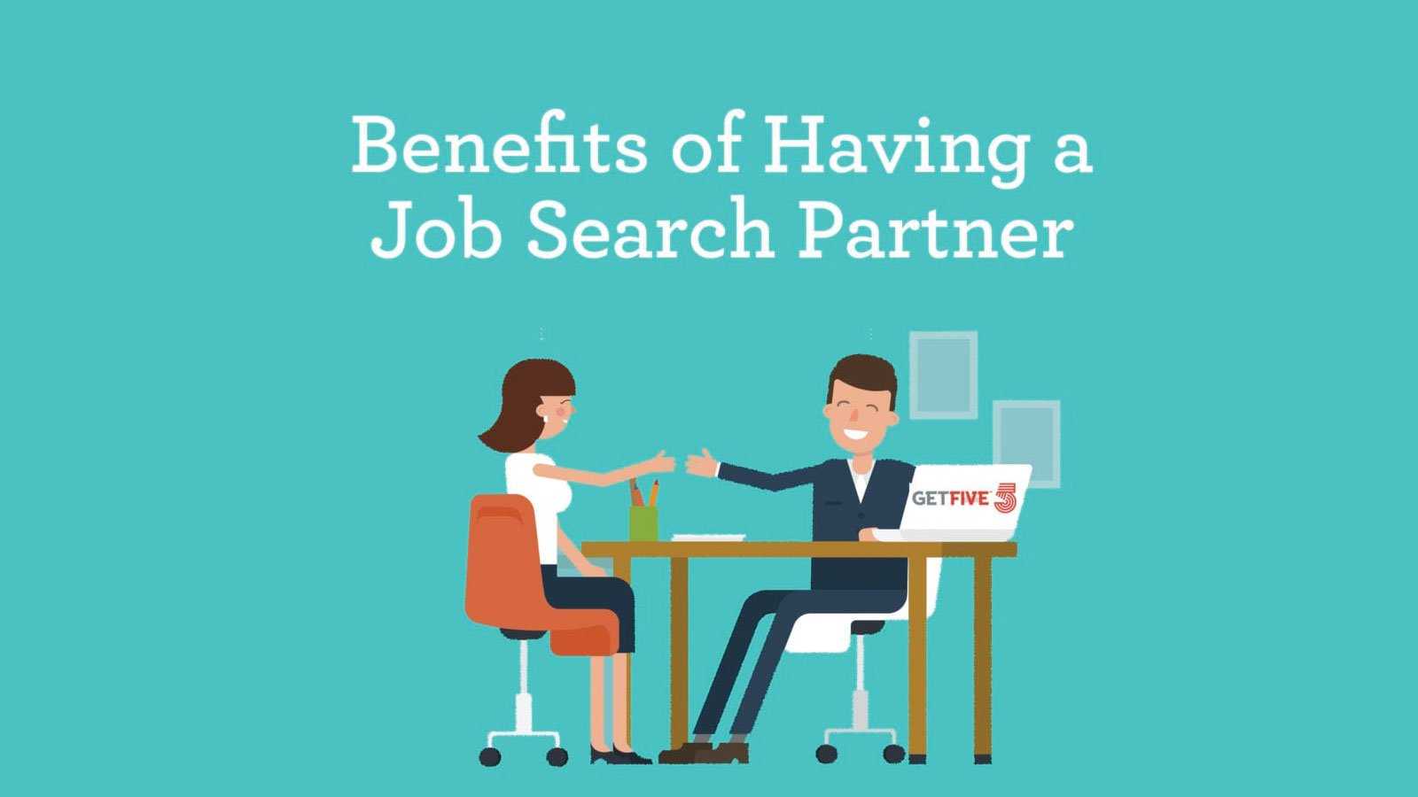 Finding A Job Together Job Search Partner Getfive