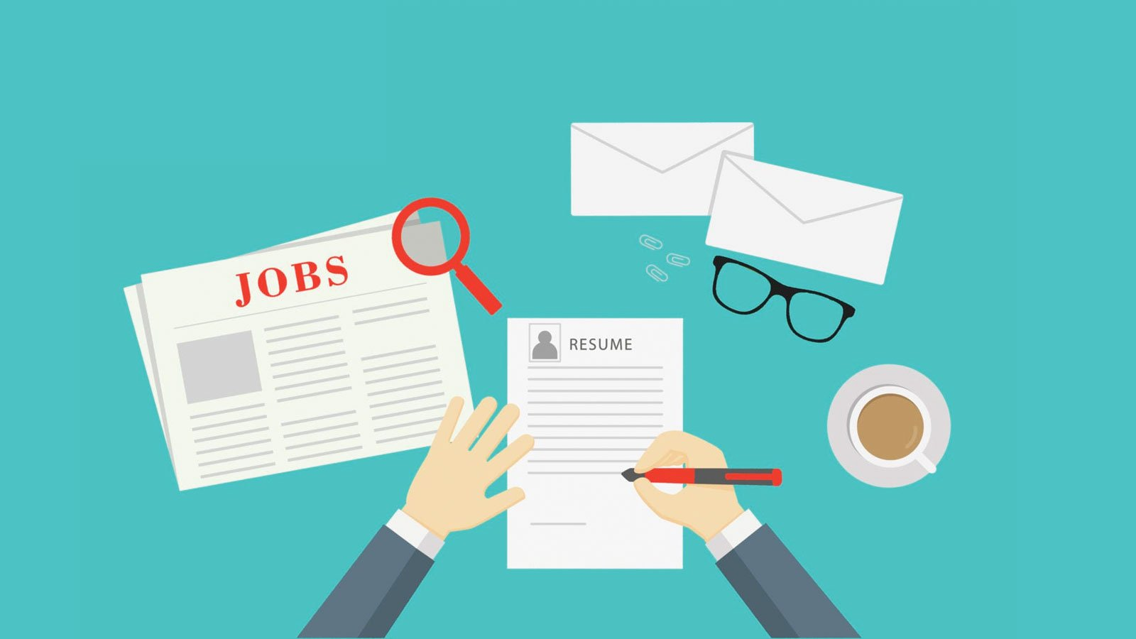 Job Search Techniques | Systematic job search | GetFive