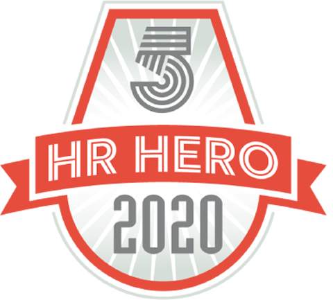 HR Hero Badge